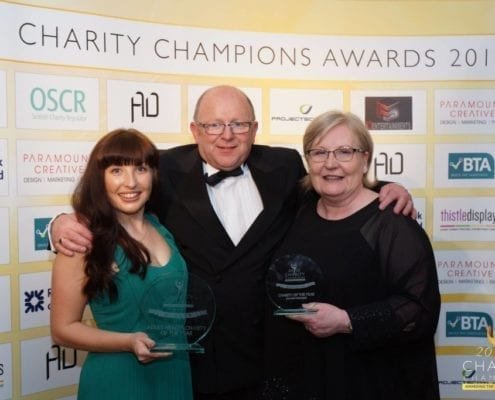 Charity Champions Awards 2015
