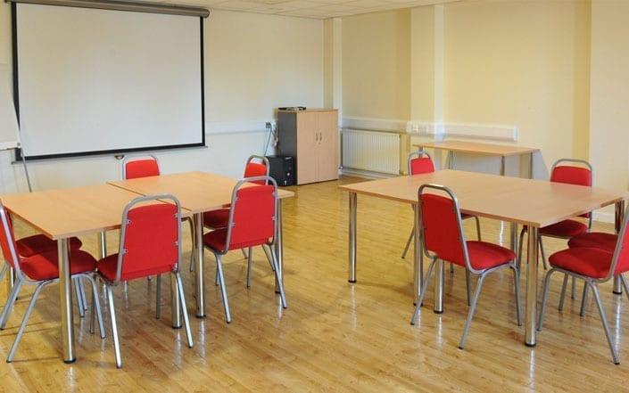 Education & Training - St Andrews Hospice