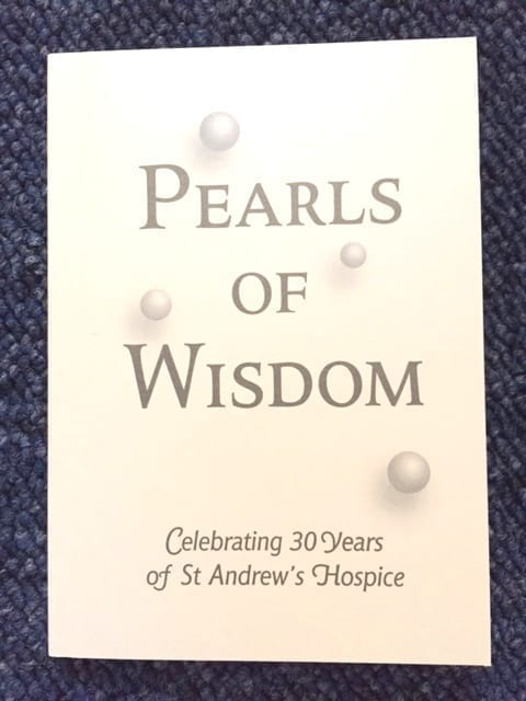 Pearls Of Wisdom Book St Andrews Hospice